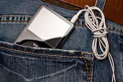Pocket iPod